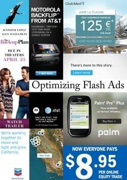 Livret de Formation : Comment optimiser les publicités Flash ?