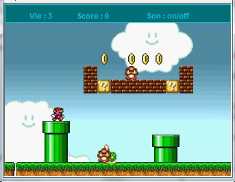 Créer un jeu de plateforme Super Mario Bros avec PureMVC