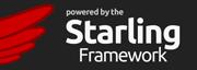 """Utiliser des polices """"embed"""" avec Starling Framework – des polices à partir d'une image png !"""