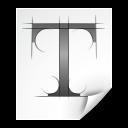Créer des swf polices partagées – embed fonts en pure ActionScript