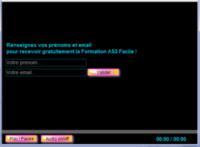 Créez un Player Vidéo, en 10 minutes, avec une playlist mélangeant Vidéos et application flash