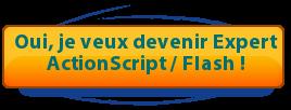 devenez Expert en developpement ActionScript / Flash avec votre DIF, CIF !